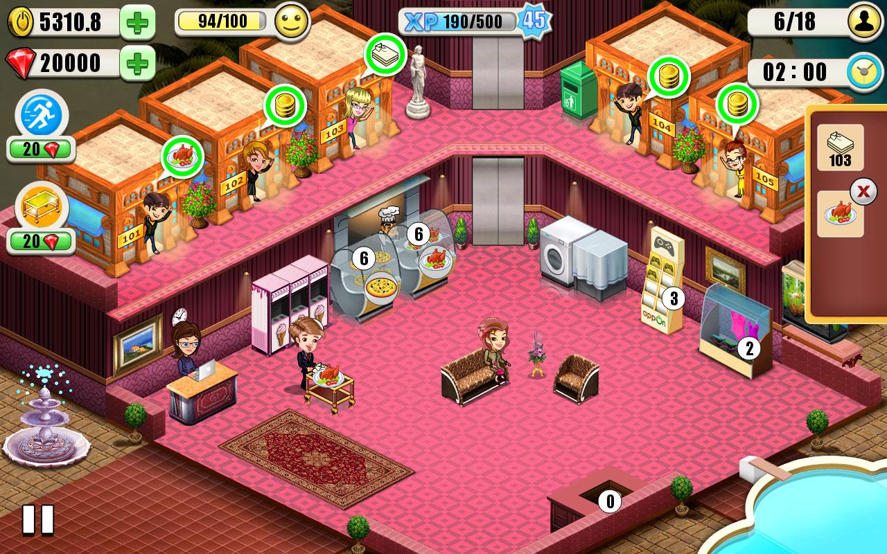 Resort Tycoon Screenshot 9
