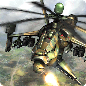 Hack Army Gunship Clash - War Game game