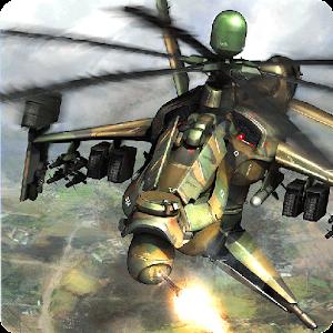 Hack Army Gunship Clash - War Game game