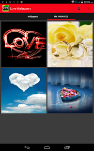 Love Wallpapers HD Backgrounds - screenshot