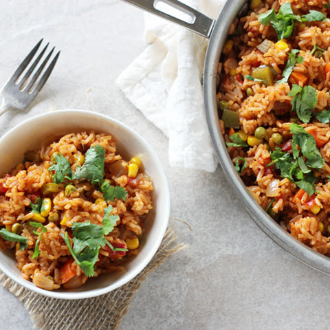 Veggie-Packed Spanish Rice