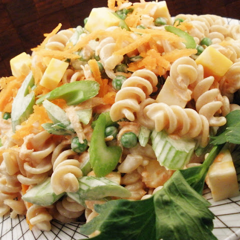 Whole Grain Pasta Salad