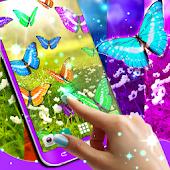 Download Butterflies live wallpaper APK on PC