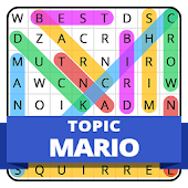 Download Word Search Topic For Mario APK to PC
