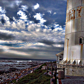 by Gavin Plessis - Buildings & Architecture Public & Historical ( lighthouse,  )