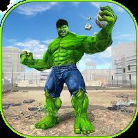 Increíble Monster Superhero Bulk City Battle For PC (Windows And Mac)