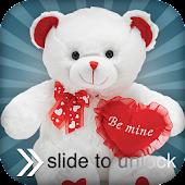 teddy bear slider lock APK for Bluestacks