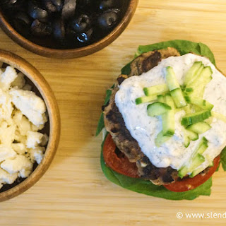 Feta Olive Burgers Recipes