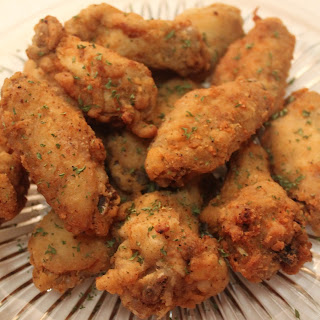 Fried Lemon Pepper Chicken Wings Recipes