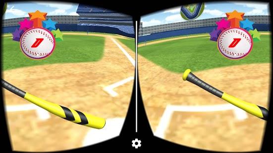 Baseball VR apk screenshot