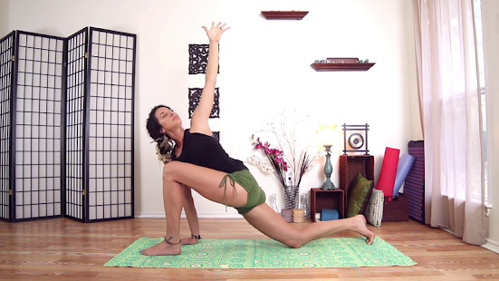 Yoga Stretches for Lower Body - screenshot