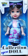 "Кукла ""Collection Doll"" Виктория"