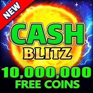 Cash Blitz - Free Slot Machines & Casino Games For PC (Windows & MAC)