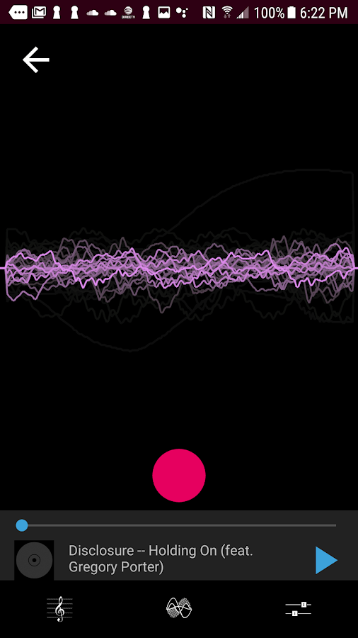 Voloco: Auto Tune + Harmony Screenshot
