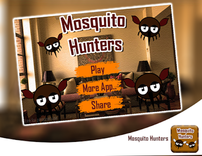 Mosquito Killer Game - screenshot