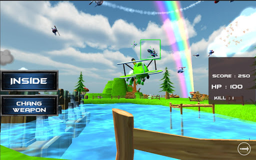 AirFighter Plane Sky War - screenshot