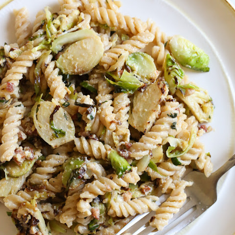 Brussels Sprouts Carbonara