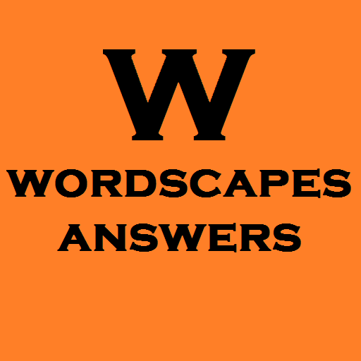 Answers for Word Scapes