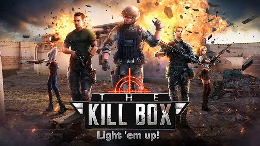 The Killbox: Arena Combat For PC