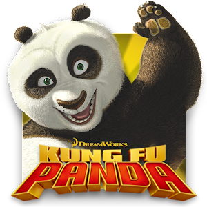 Kung Fu Panda Keyboard Theme