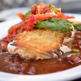 by Rany Haj - Food & Drink Plated Food ( Food & Beverage, meal, Eat & Drink )