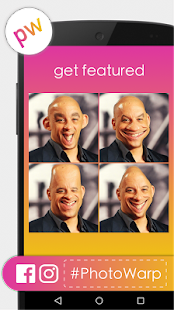 APK App Photo Warp for iOS