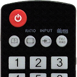Remote For LG TV - AKB73275652 Icon