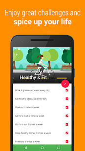 iPoli: ToDo, Habits & Goals - screenshot