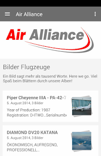Air Alliance GmbH - screenshot