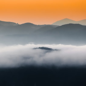 by Alex Jitaru - Landscapes Cloud Formations