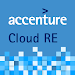 Accenture Cloud Mobility Icon