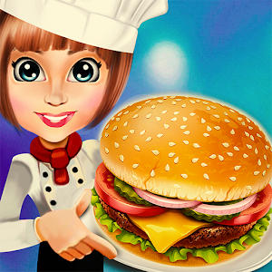 Cover art Fast Food Cooking Resturant