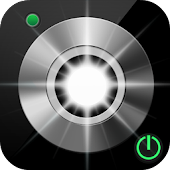 Flashlight Clock SOS for Lollipop - Android 5.0