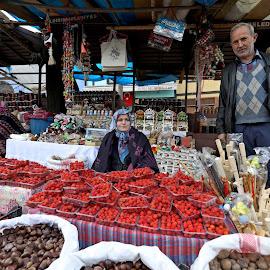 Pazar by Veli Toluay - Food & Drink Fruits & Vegetables ( meyve sebze, yemiş, pazar )