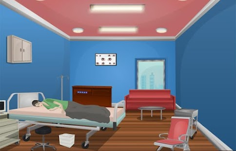 Escape Game: The Hospital 2 - screenshot