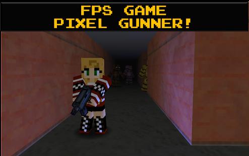 Pixel Gunner for pc