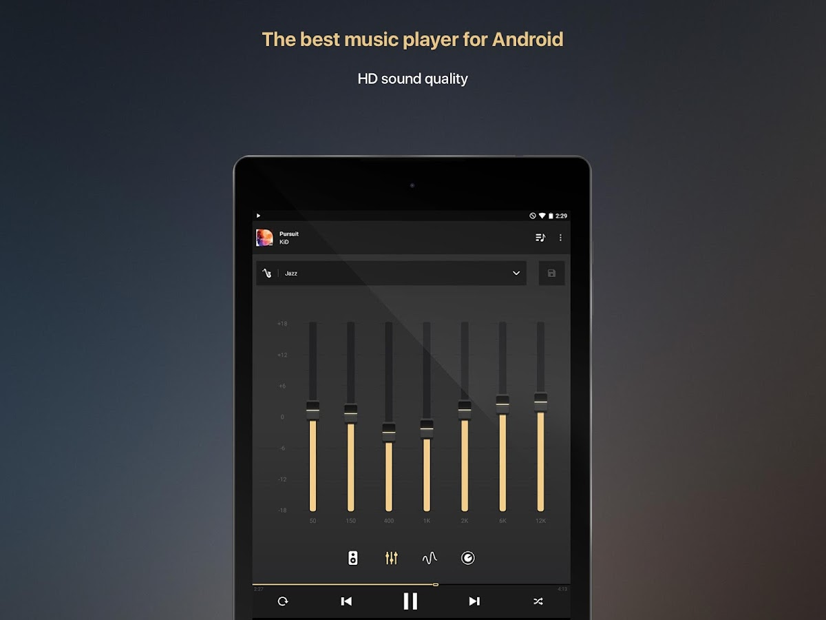 Equalizer music player booster Screenshot 7