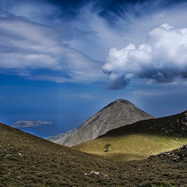 Μountains of Crete  by Andreas Loukakis - Landscapes Mountains & Hills ( mountains, crete, light )