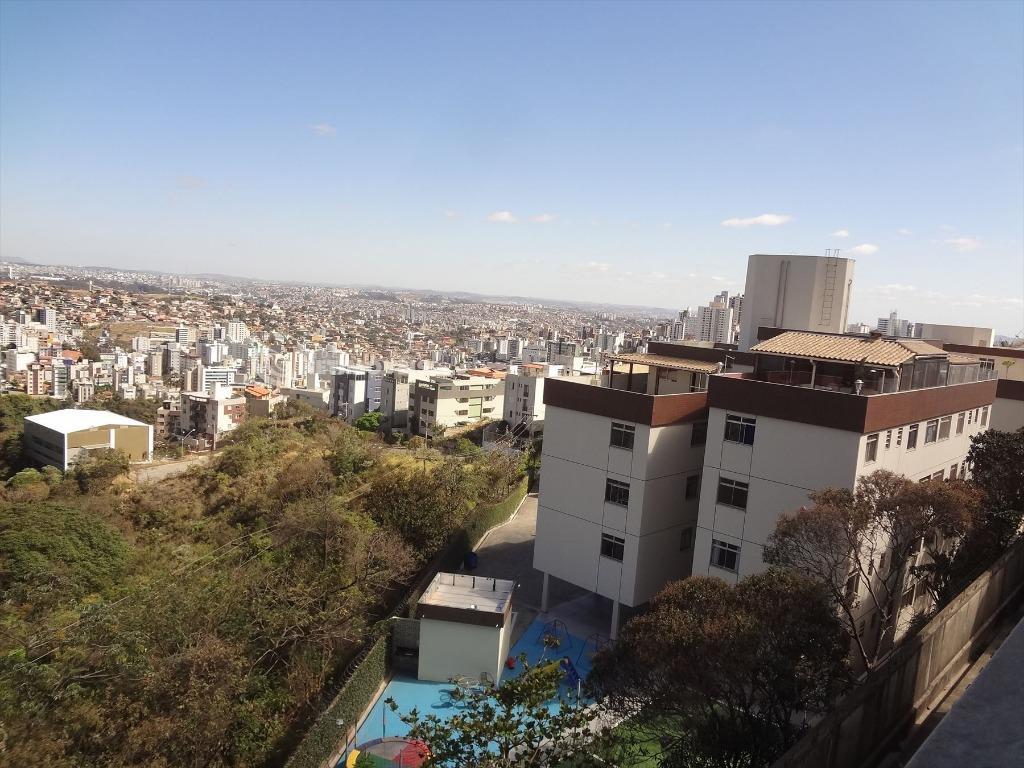 Apartamento Cobertura com 2 dormitórios à venda ou PERMUTA, Buritis - Belo Horizonte - MG
