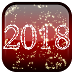 New Year Fireworks Live Wallpaper 2018 Icon