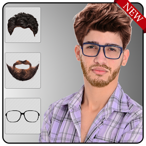 Men Mustache and Hair Styles 1.0