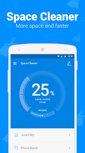 Super Cleaner (Optimize Clean) for Lollipop - Android 5.0