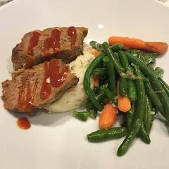 Gluten free Meatloaf 9/2016