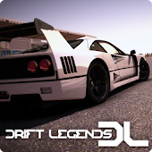 APK Game Drift Legends for BB, BlackBerry