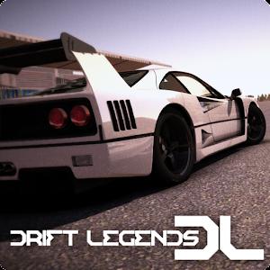 APK Game Drift Legends for BB, BlackBerry