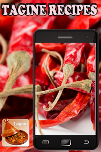 Tagine Recipes - screenshot
