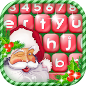 Santa Claus New Year Keyboard APK for Bluestacks