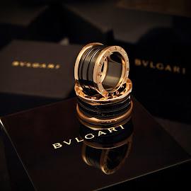 by Mark Vong - Wedding Details ( ring, wedding ring, bvlgari )