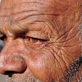 by Dr .Ghanshyam Patel - People Portraits of Men