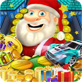Download Coin Dozer Christmas APK to PC